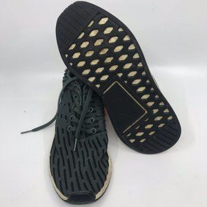 Adidas BOOST Dark Green Sneakers Size: US 8